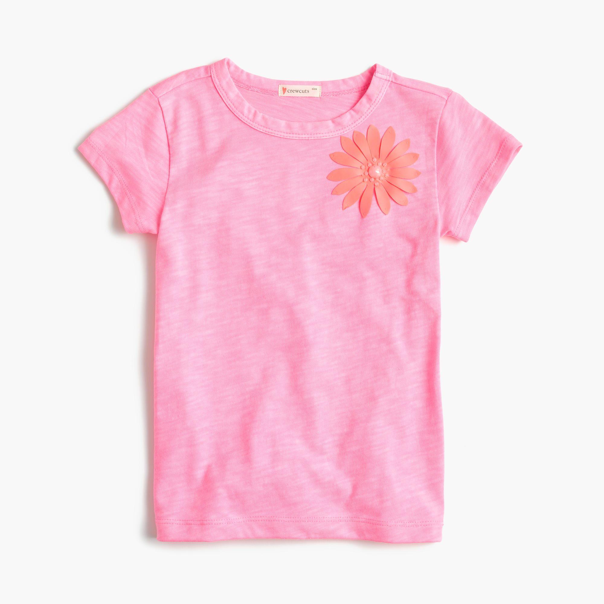Girls Embellished Shirts