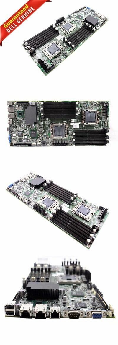 Server Boards 71509: Genuine Dell Poweredge C6100 Intel Dual