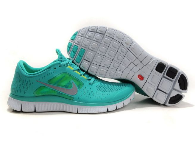 grand choix de 5163a 6bea6 Chaussures Homme Nike Free Run 3 Turquoise Bleu | Nike Free ...