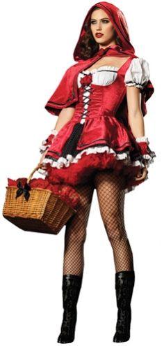 Chapeuzinho Vermelho Halloween Disfraces Disfraces Difraces