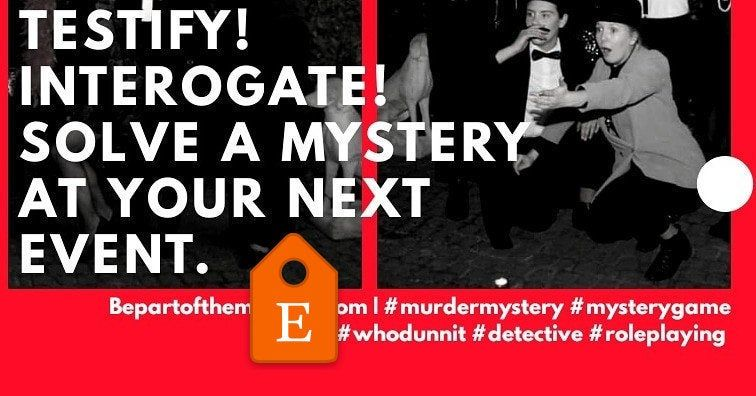 Pin on murder mystery