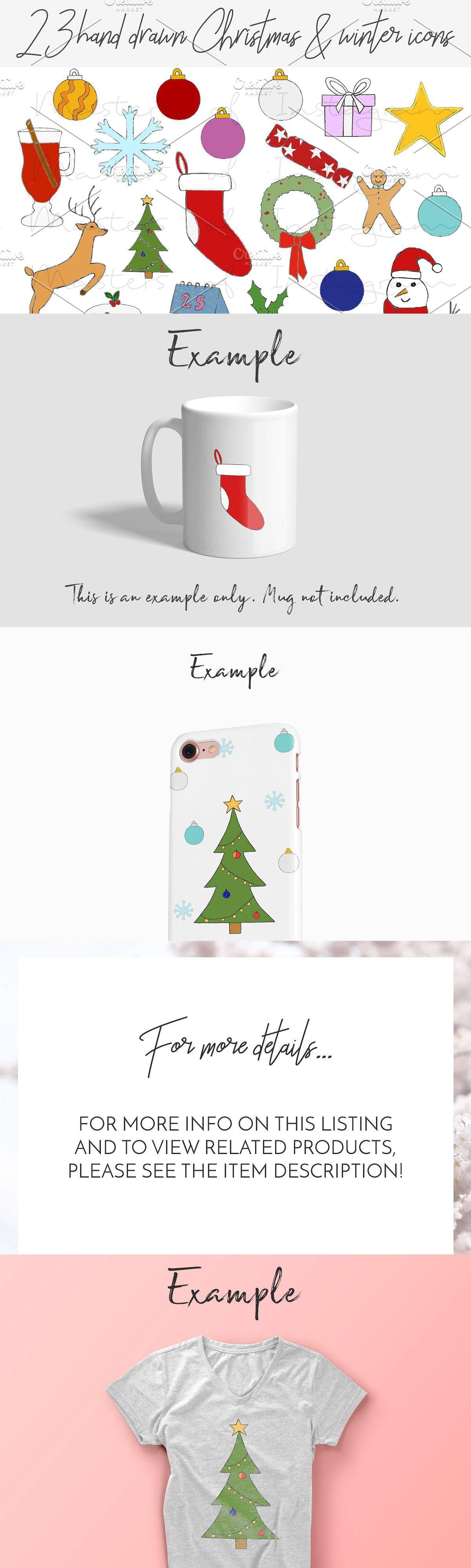 Pin on Christmas Icons