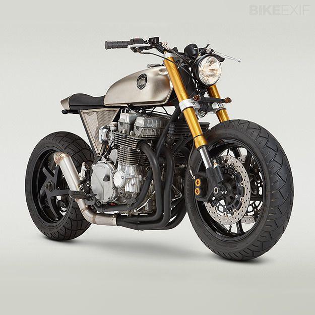 Honda Nighthawk By Classified Moto Honda Nighthawk Moto Bike