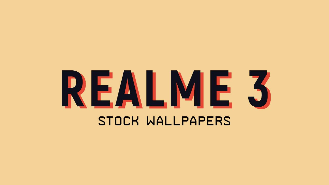 Oppo Realme launched Realme 3 smartphone recently with HD 19