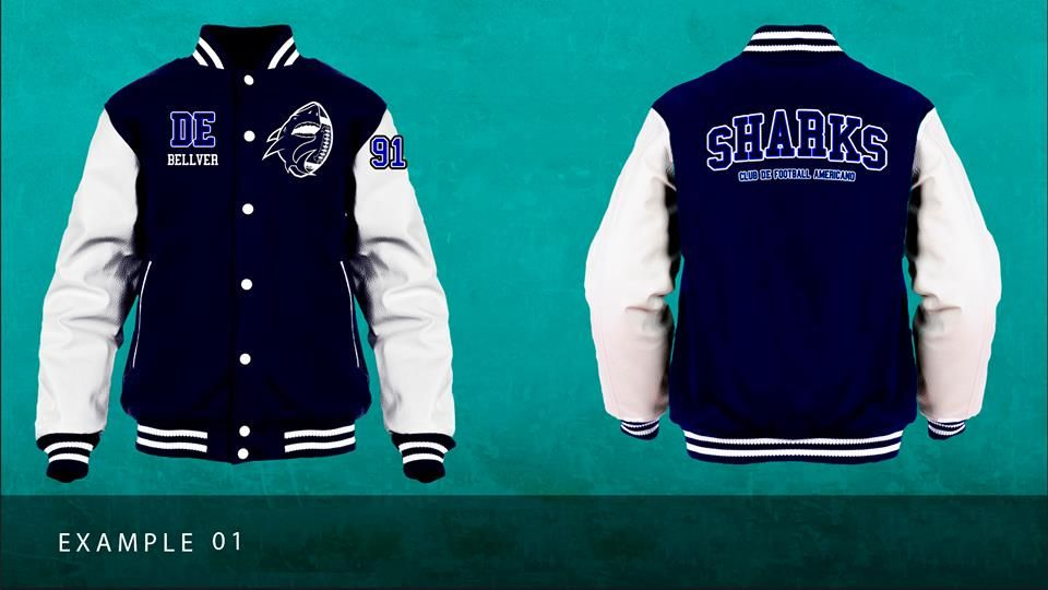 Custom American Football Jackets 0b3bbfba1