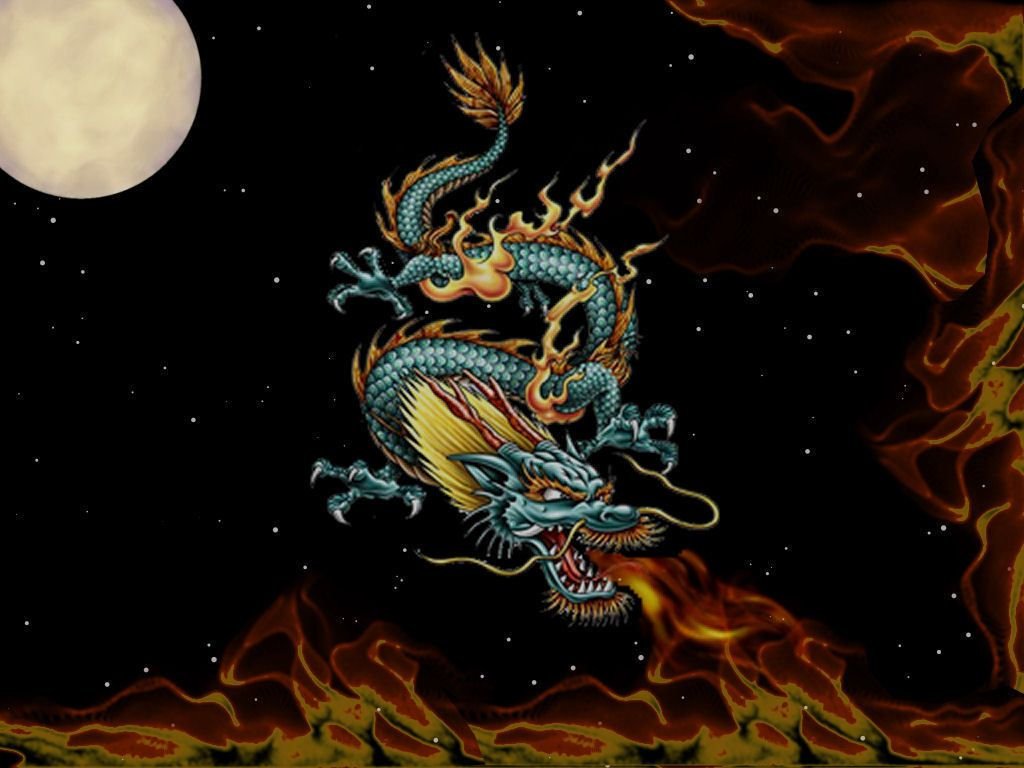 dragon night animal image picture and wallpaper