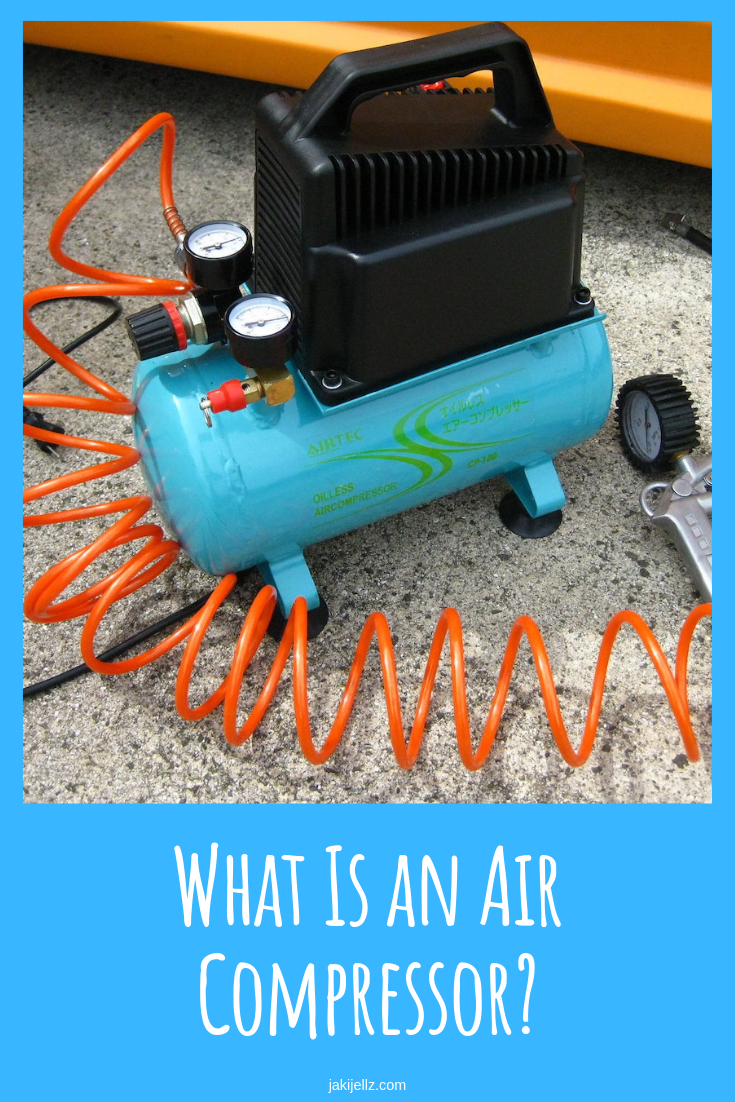 What Is an Air Compressor? (With images) Air compressor