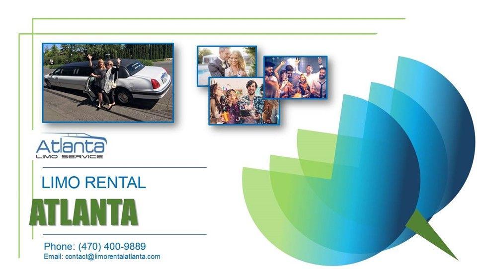 Limo rental atlanta has shared a news post limo rental