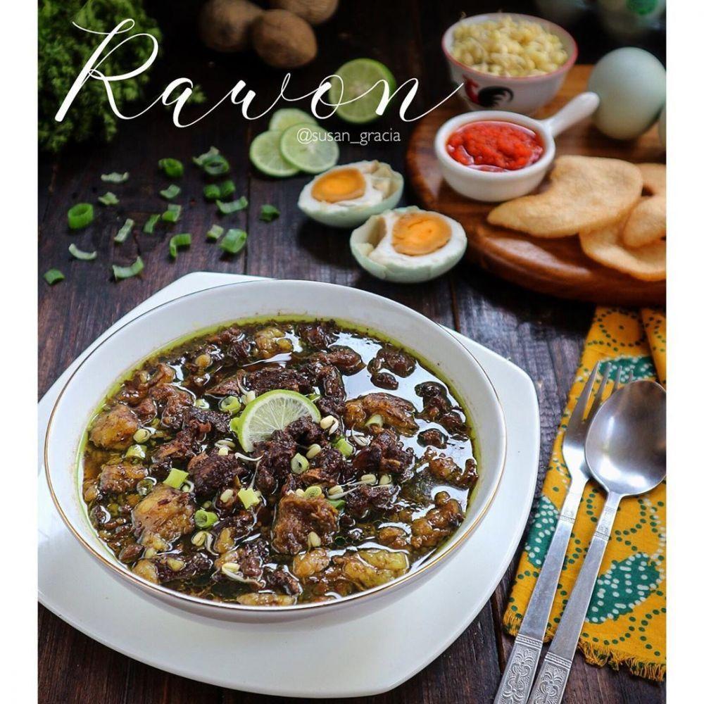 Resep Rawon Berbagai Sumber Resep Masakan Resep Masakan