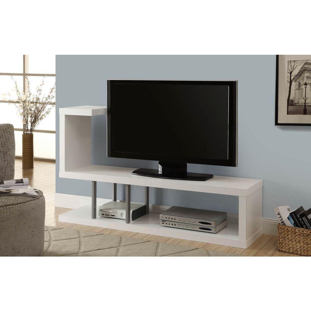 monarch specialties white entertainment center products rh pinterest com