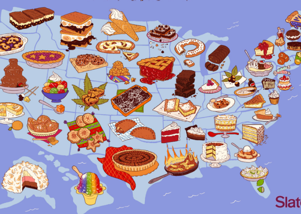 If Every State Had an Official Dessert, What Would It Be