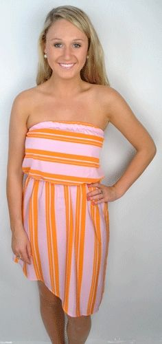 Shoreline dress in pink... i want!!
