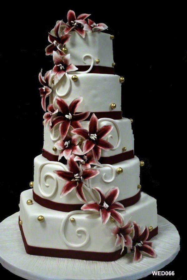 Unique Wedding Cakes In Houston Tx Square Wedding Cakes Round
