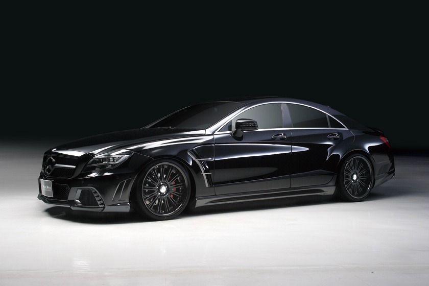 Black Bison 2012 Mercedes Cls 63 Amg By Wald International