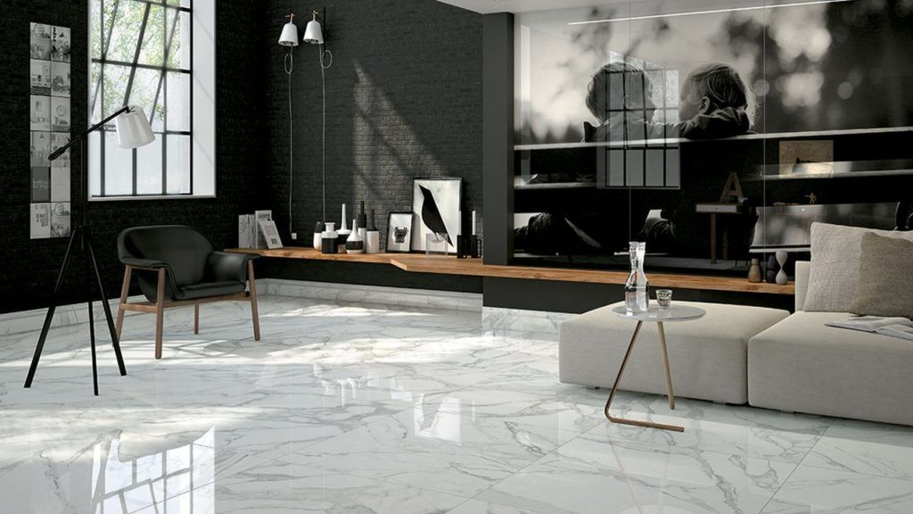 10 Mistakes To Avoid When Polishing Your Marble Floor Tile Floor Living Room Marble Tile Floor Marble Floor