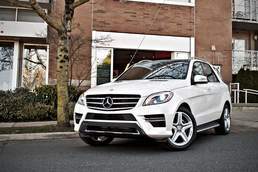 2014 mercedes benz ml350 in white 100 things i want to for Mercedes benz 2014 ml350