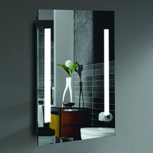 Alex 24 X 36 Inch Led Lighted Wall Mirror By Civis Usa