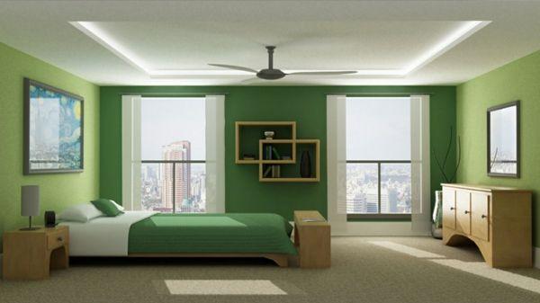 feng shui schlafzimmer farben grün holz möbel feng shui bett - welche farben im schlafzimmer
