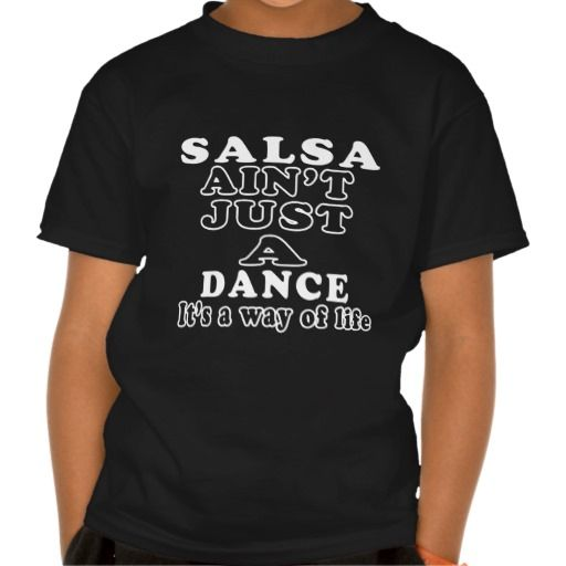 Salsa ain't just a dance it's a way of life