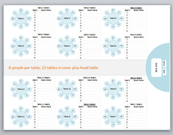 A Bushel And A Peck Seating chart wedding, Seating chart
