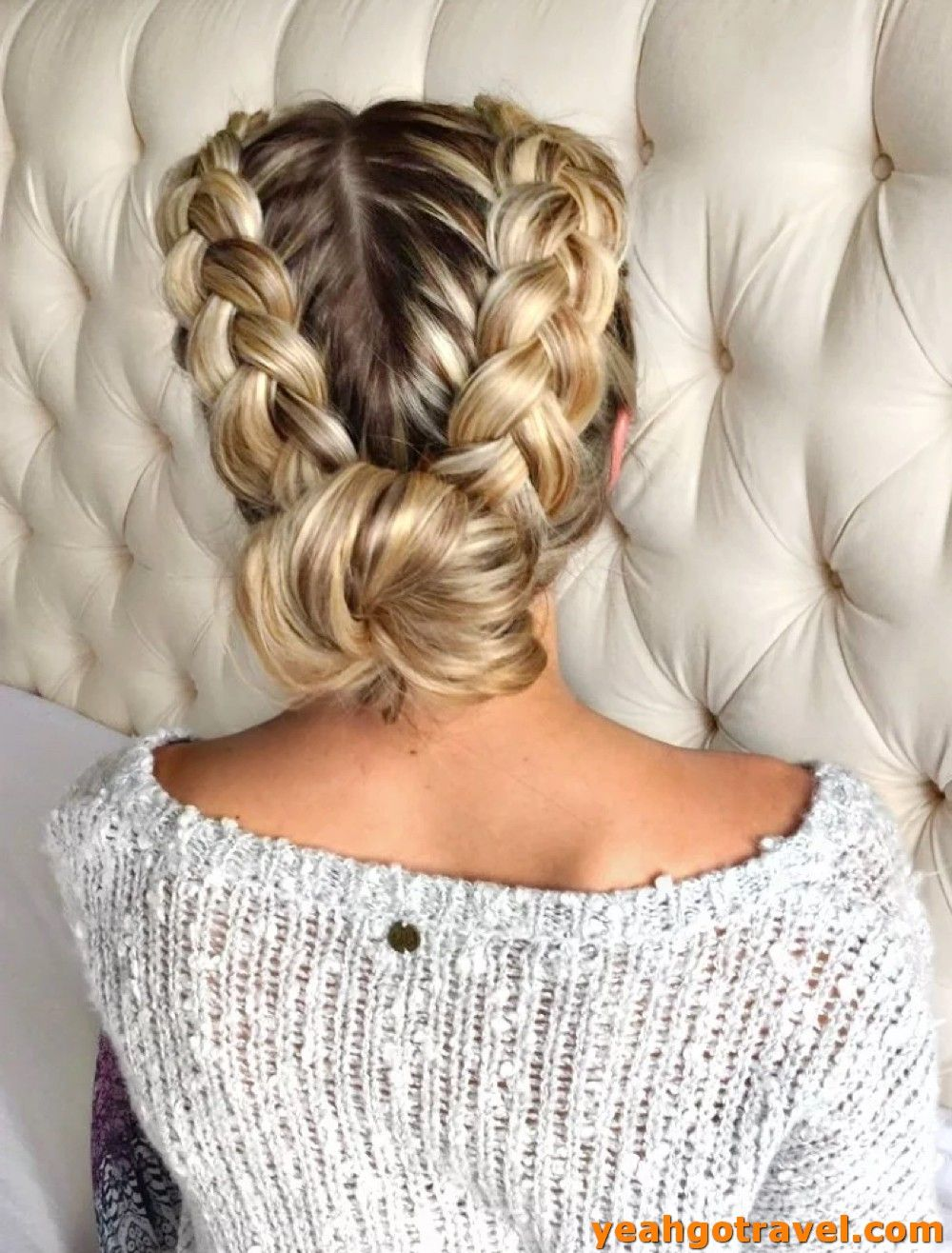 27 Simple Chic Braided Hairstyles Ideas