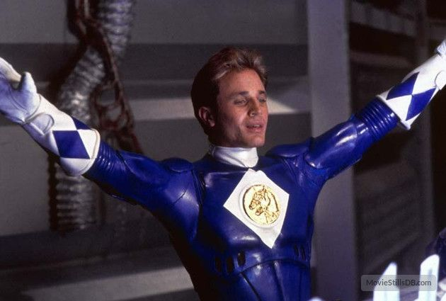 david yost power rangers