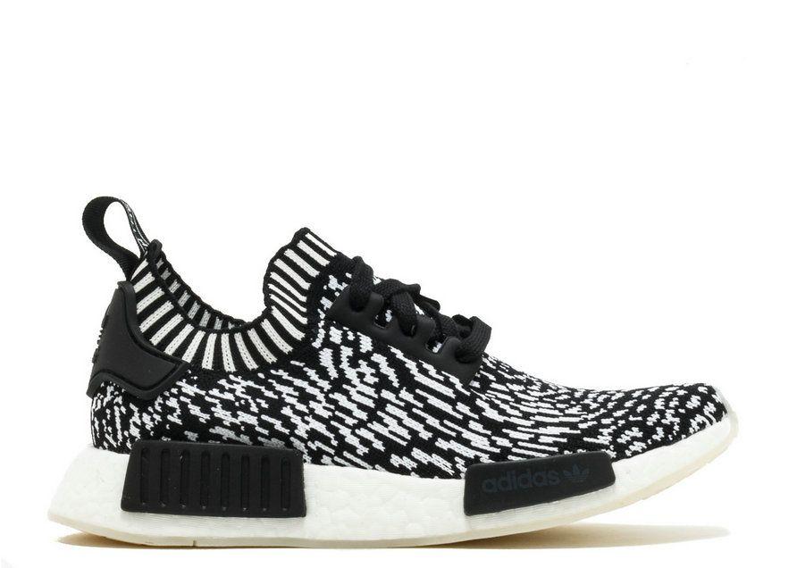 bbb7dca32 Adidas NMD R1 Pk Zebra Core Black White By3013 2018 Real Shoe
