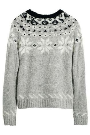 Buy Fairisle Pattern Sweater from the Next UK online shop ...