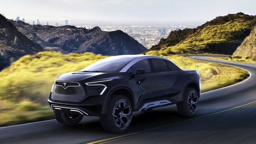 Update Tesla Pickup Truck Everything We Know Price Range Reveal Date Tesla Pickup Truck Tesla Pickup Pickup Trucks