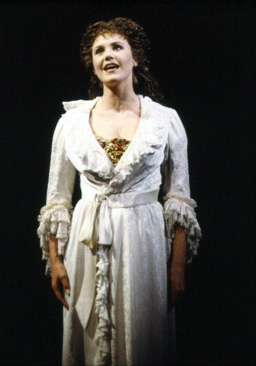 Luann Aronson With Images Phantom Broadway Christine Daae