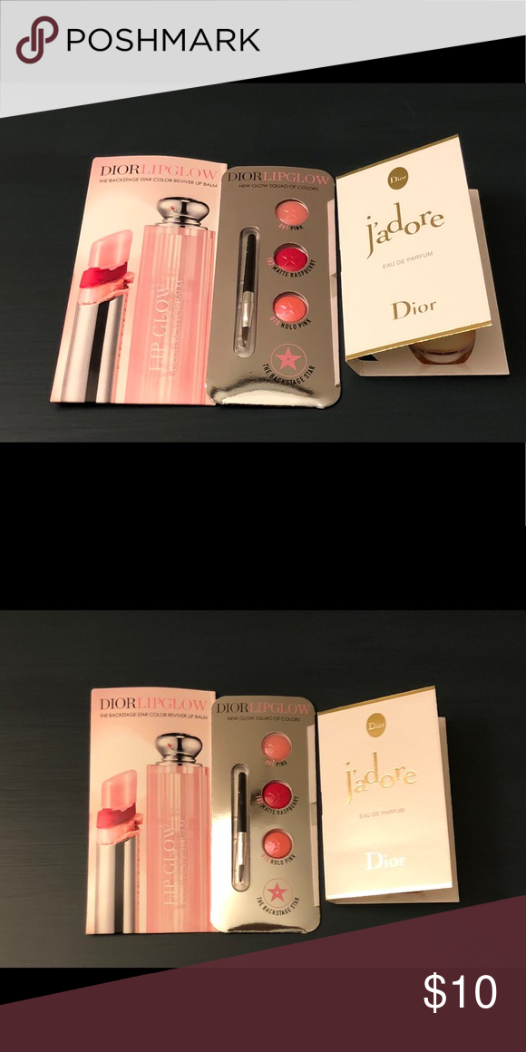 Dior Travel Kit Lipgloss And Jadore Nwt My Posh Picks