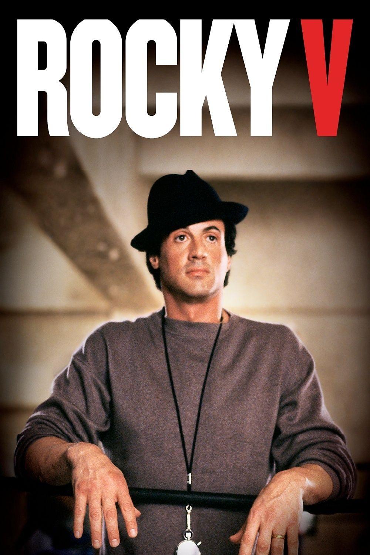 Rocky V Sylvester Stallone Instant Video Rocky