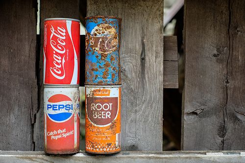 Pop Cans | Flickr: Intercambio de fotos