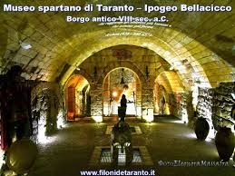 Ipogeo Beaumont-Bonelli Bellacicco, Taranto, Puglia