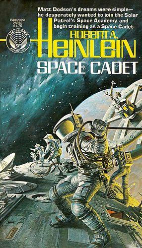 Space Cadet - Robert A. Heinlein (1948)