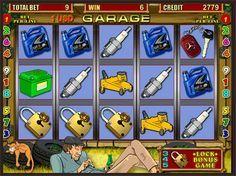 игровой автомат гараж на деньги