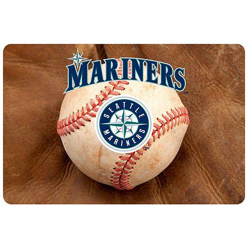 Seattle #Mariners Pet Mat $19.99