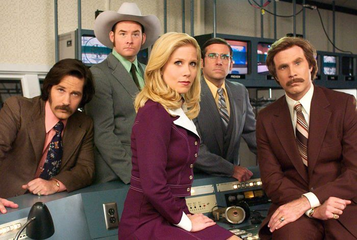Pageant Questions About Current Events Ron Burgundy Comedy