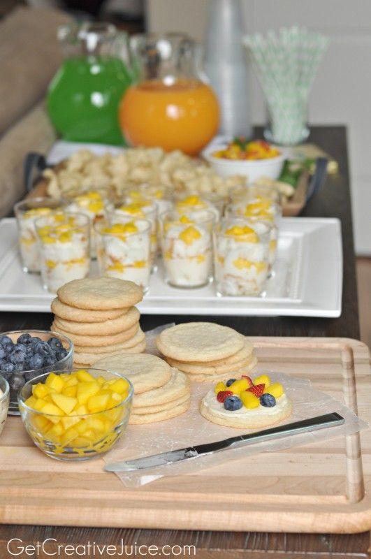Jungle Book Party Food Ideas Mango Recipes Mindy