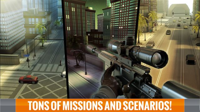 Sniper 3D is a realistic and immersive sniper shooting game. Within the game, you will play an experienced sniper that moves around from city to city. On the way, you will encounter different missions to kill the criminals involved in the kidnapping of your loved one. You will play through high quality 3D city landscapes and dozens of city models, and you will experience all of this from an ...