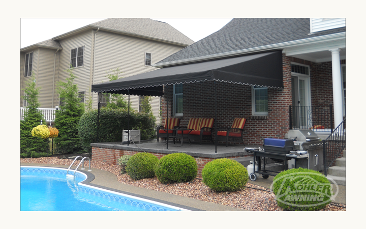 Classic Style Patio Awnings By Kohler Awning Patio Awning Patio Awning