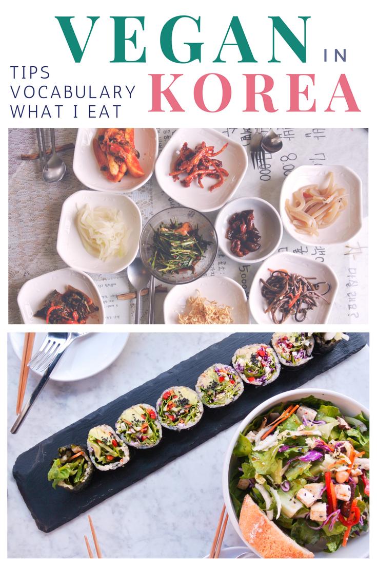 What I Eat In A Day Lazy Cheap Vegan In Korea Evydraws Eat Food Cheap Vegan