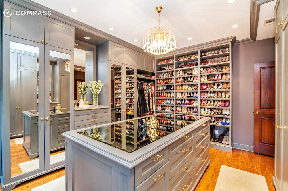 5M Boerum Hill Beauty Has Shoe Closet Almost Big Enough for Imelda Marcos  Bedroom  ClosetsDream ClosetsMaster. 5M Boerum Hill Beauty Has Shoe Closet Almost Big Enough for