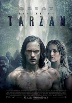 Die Legende Von Tarzan 2021