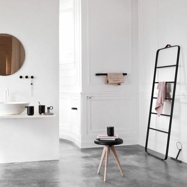 norm handtuchleiter menu wozu l cher in die wand bohren wenn es auch sch ner und einfacher. Black Bedroom Furniture Sets. Home Design Ideas