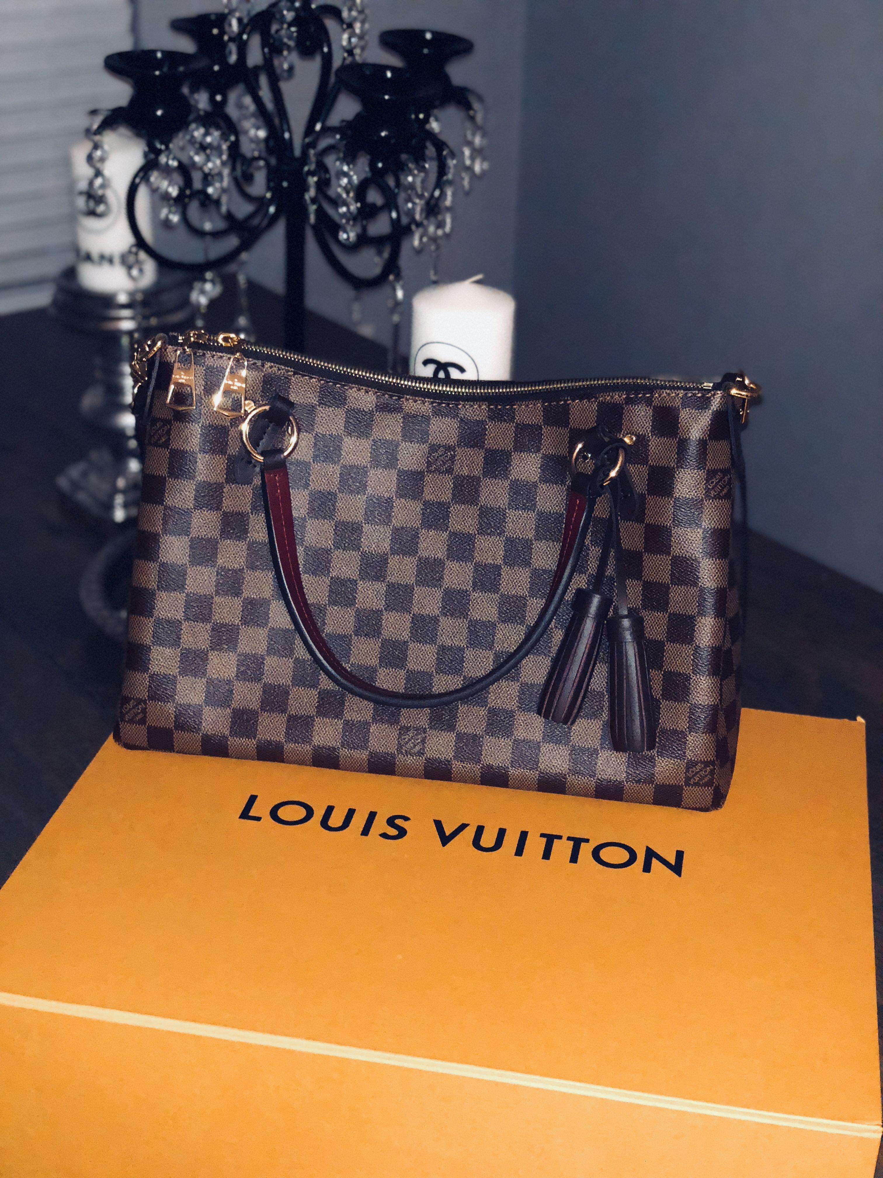 ecead20f New Lymington purse from LV ❤️ gorgeous bag! #louisvuitton ...