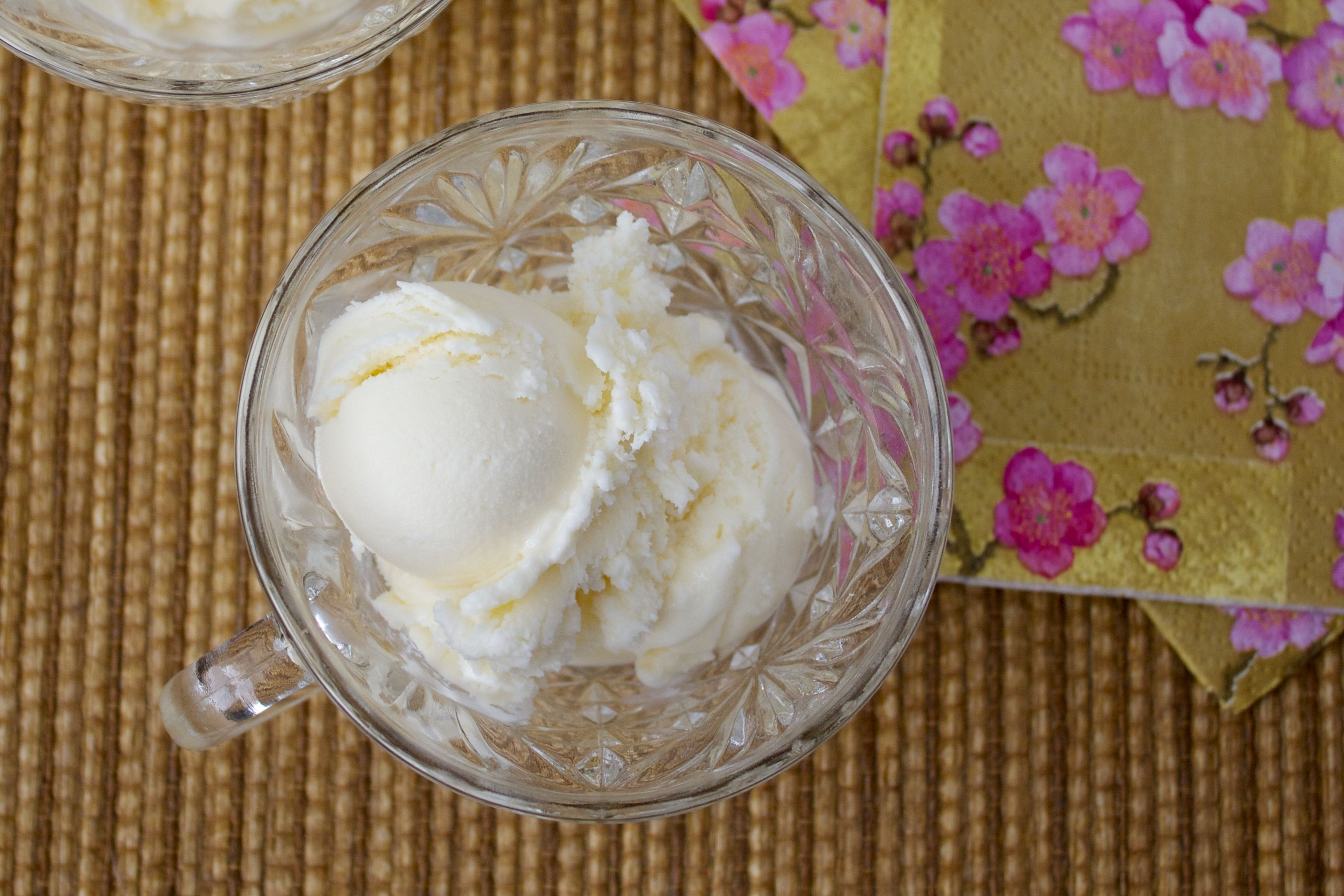 Lazy Day Buttermilk Ice Cream With No Eggs Or Cooking Buttermilk Ice Cream Ice Cream No Egg Ice Cream Recipe
