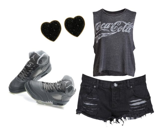 """""""swagg :)"""" by deedee98-779 ❤ liked on Polyvore"""