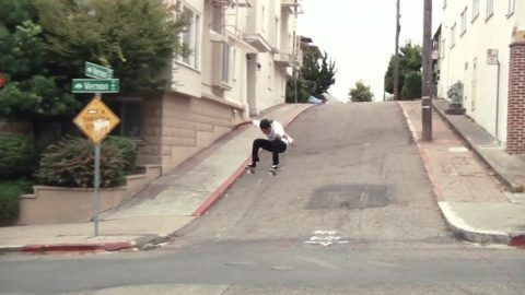 Video Vortex: Zack Wallin | TransWorld SKATEboarding: Zack Wallin came out swinging… #Skatevideos #skateboarding #transworld #video #Vortex