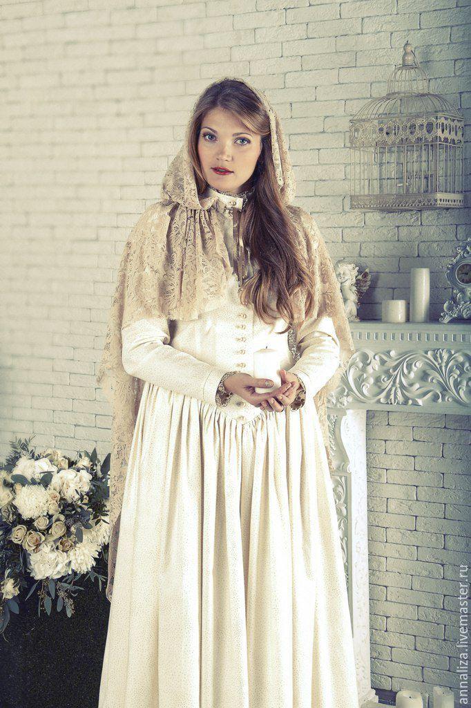 aa5637a32cb Платье венчальное стилизованное - венчальное платье
